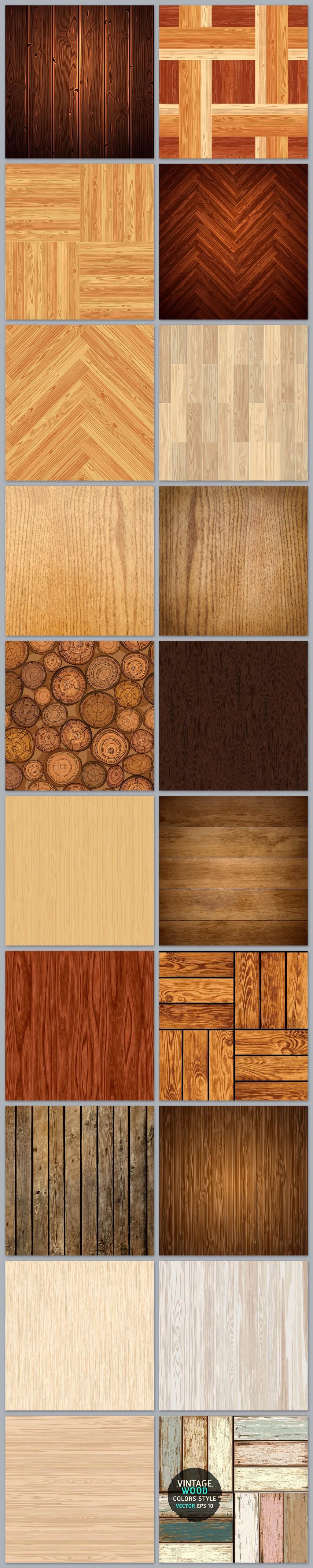 木质地板纹理木纹背景素材