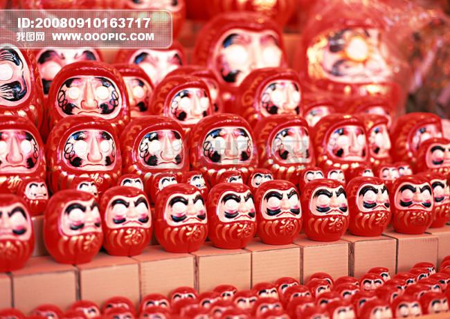 木偶 小饰品 不倒翁 玩图片设计素材 高清JPG模板下载 1.10MB 图片