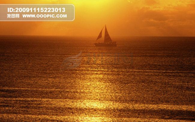 微信头像风景夕阳